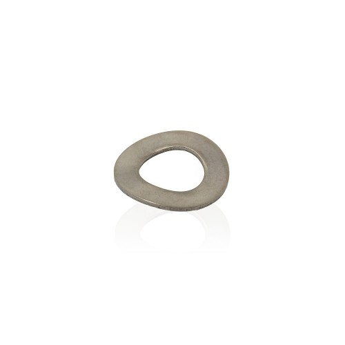 Rondelle onduflex B Ø M4 élastique ondulée Inox A4
