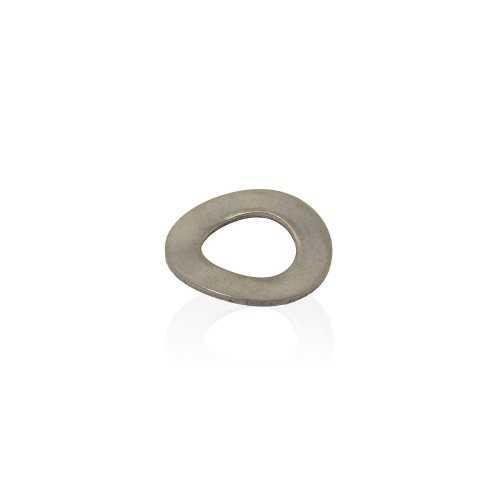 Rondelle onduflex B Ø M5 élastique ondulée Inox A4
